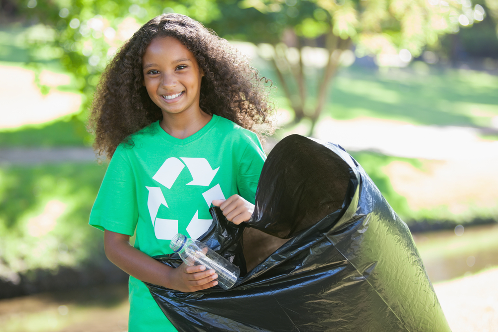 Global Recycling Day promotes recyclables as the 7th resource – and the only one that is not finite