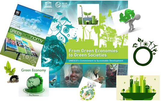 Green Economy: Bridging the gap between talk and practice