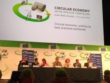 "Brussels Green Week 3-5 June 2014: ""Waste should not exist!"""